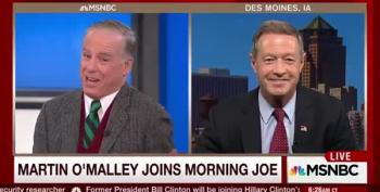O'Malley Whines That He Couldn't Get Sanders To Join Unsanctioned Debates