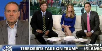 Fox Hosts Conveniently Forget To Mention Clinton Was Right About Trump Recruiting Terrorists
