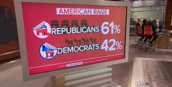 Chuck Todd Discusses Recent Polling On Voter Rage