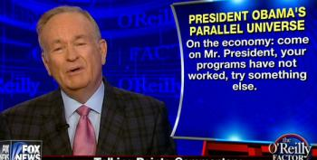 O'Reilly: 'Mr. President, Your Programs Aren't Working. Everybody Knows It.'