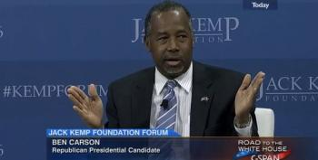 Ben Carson Cites Home Schooling As Cure For Education System In America