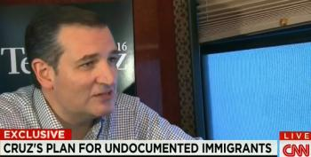 Ted Cruz Attacks Obama Administration For Releasing 'Criminal Illegal Aliens'