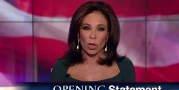 Fox's Wingnut 'Judge' Pirro Tells Philly Mayor To Shut Up While Pretending To Defend Free Speech