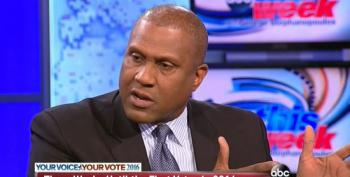 Tavis Smiley Calls Out Media For Continually Lumping Sanders And Trump Together