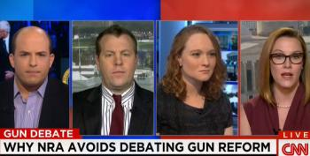 S.E. Cupp Goes To Bat For The NRA, Strikes Out