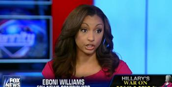 Fox Faux Liberal Admits She Hates Hillary Clinton