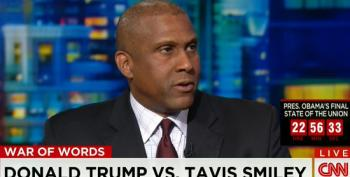 Tavis Smiley Skewers Trump Once Again For Pandering To Racists
