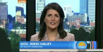Nikki Haley: Donald Trump Has Contributed To 'Irresponsible Talk'