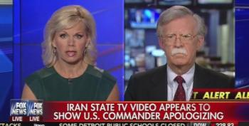 Fox News Drags Out John Bolton To 'Explain' Sailor Incident