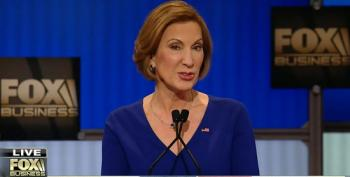Fiorina: Unlike Clinton 'I Actually Love Spending Time With My Husband'