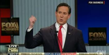 Santorum: Go Google Me!