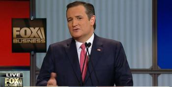 Ted Cruz: Failure To Report Goldman Sachs Loan A 'Paperwork Error'