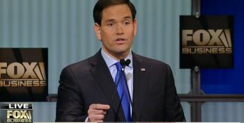 Marco Rubio Goes On Wild Fearmongering Rant About ISIS