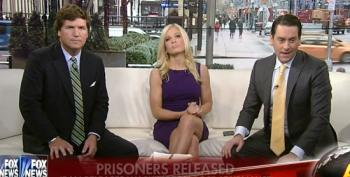 Fox & Friends Begrudgingly Announce Iranian Prisoner Swap