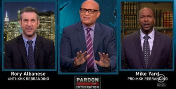 The Nightly Show: Pardon The Integration, KKK Rebranding Edition
