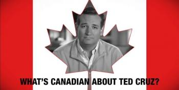 What's Canadian About Ted Cruz?