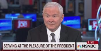 Robert Gates On GOP 16' Field: 'They Don't Know What They're Talking About'