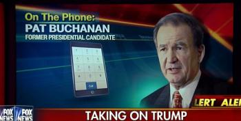 Fox Brings On Pat Buchanan To Defend Trump Against The NRO