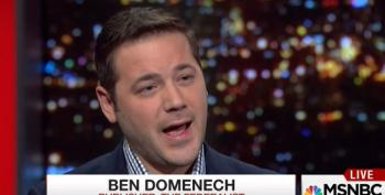 The Federalist's Ben Domenech Blames 'Both Sides' For The Rise Of Trump