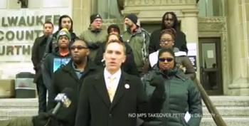 Chris Larson Fights For Public Schools