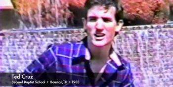 Young Ted Cruz