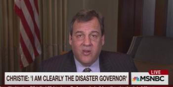 Chris Christie Says Critics Are 'Making Up' Residual Damage Snowstorm Stories, But Are They?