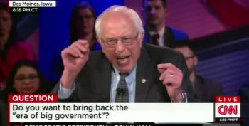 Bernie Sanders Argues For Lifting The Social Security Cap
