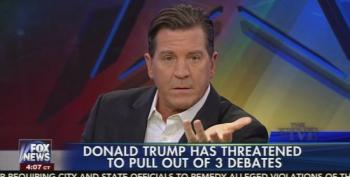 Fox News' Eric Bolling Begs Trump To Make A Deal To Do Fox News Debate