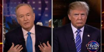 The Trump-O'Reilly Pervert Tour Confuses QAnon