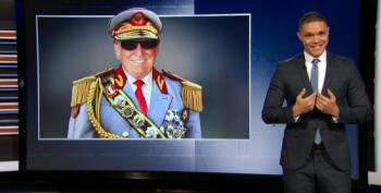 Trevor Noah: Donald Trump Is Basically An African Dictator