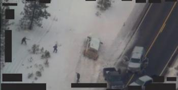 FBI Releases Video Of LaVoy Finicum Shooting (Updated)