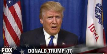 Trump Blows Off Criticism Over Donations To Clinton Foundation