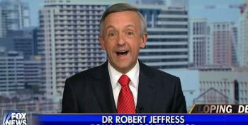 Fox's Wingnut Pastor Robert Jeffress Explains Why 'Evangelical Pragmatists' Support Trump