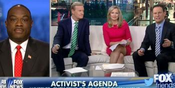 Fox Host: BLM Activist Running For Baltimore Mayor Has 'Only Proved That He Could Burn Things Down'