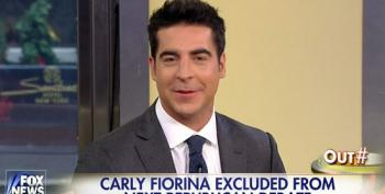 Fox News Mocks Carly Fiorina As A 'Fringe Candidate'