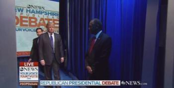 ABC Debate Moderators Mess Up GOP Debate Candidate Intros