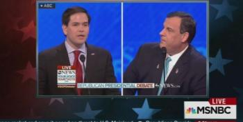 Marco Rubio Praises President Obama During Debate -- Four Times!