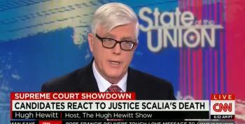 Hugh Hewitt: 'Senators Will Lose Their Jobs If They Block The Blockade'