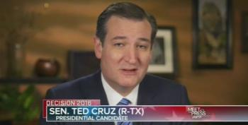 Ted Cruz' Demagoguery Of The Next Supreme Court Nomination