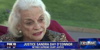 Sandra Day O'Connor: President Obama Should Fill The Supreme Court Vacancy