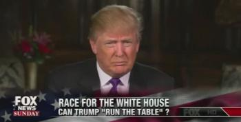 Donald Trump: I Need To Act More Presidential