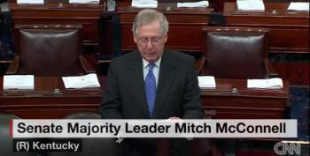 Senate GOP Refuses To Hold Hearings For Obama SCOTUS Nominee