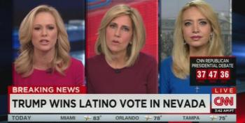 GOP Pundit Admits It's Misleading To Say Donald Trump Will Capture Hispanic Voters