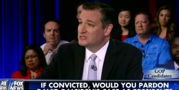 Ted Cruz Promises To Pardon CMP's David Daleiden And Investigate Planned Parenthood