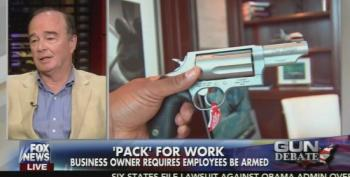 Georgia Insurance Agency Requires All Employees To Be Armed