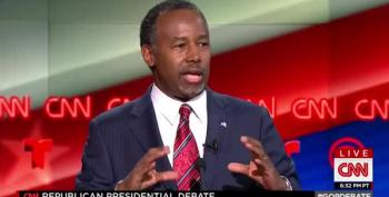 Ben Carson On Fruit Salad And SCOTUS
