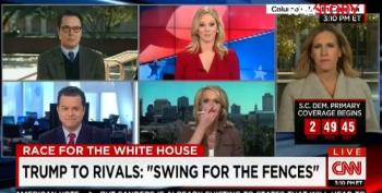 Trump Surrogate Admits 'We Have Gone Bat Sh*t'