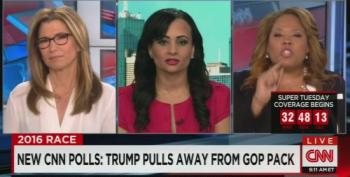 Katrina Pierson Gets Blistered By CNN Guest As 'Black Who Gets Paid By Trump To Clean His Mess'