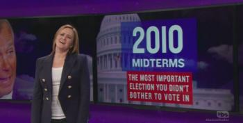Samantha Bee Explains Why 2010 Midterm Election Was Most Important Of All Time