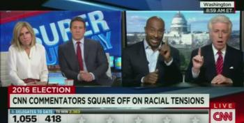 CNN's Van Jones Pummels Jeffrey Lord Again Over KKK And Trump
